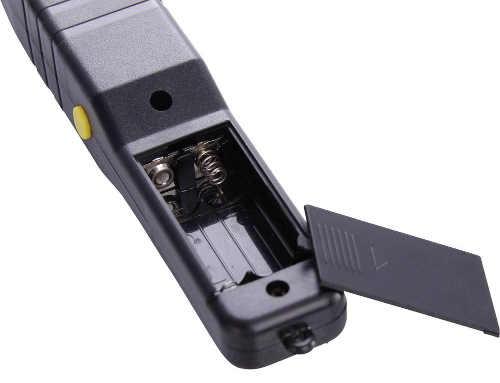 Elektrická plácačka na baterie