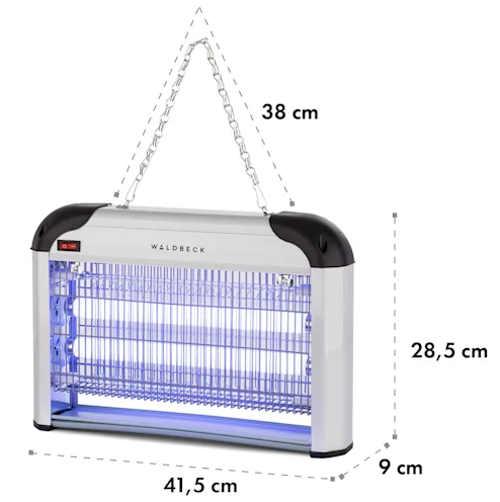 Elektrický lapač hmyzu výprodej