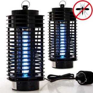 Elektrický lapač hmyzu ve výhodném balení 2 kusů
