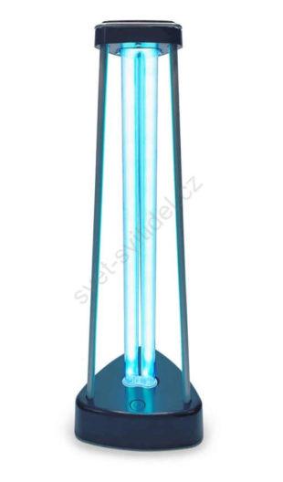 Výkonná germicidní lampa s opožděným startem