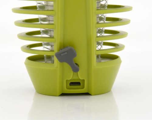efektivní nabíjecí lapač na hmyz